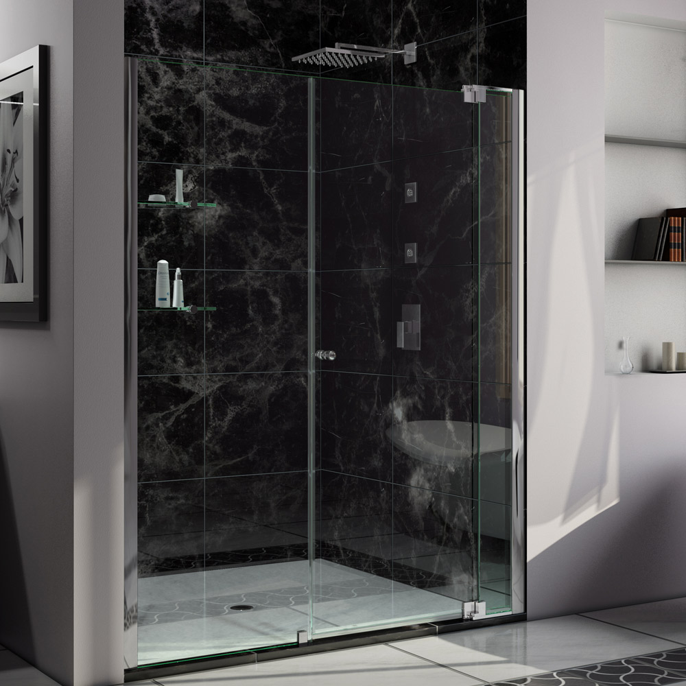 Dreamline Showers Allure Pivot Shower Door
