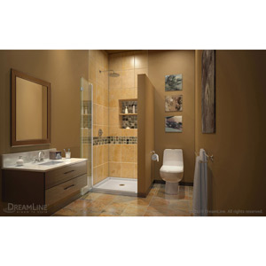 Aquafold Hinged Tub Door