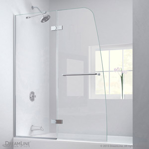 aqua ultra - Tub Shower Doors