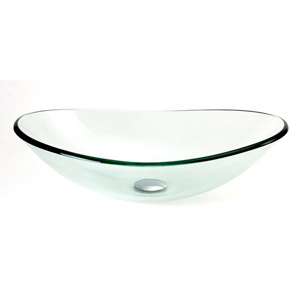 Glass Vessel Sink DLBG-01