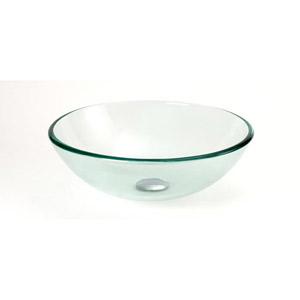 Glass Vessel Sink DLBG-08