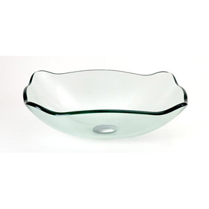 Glass Vessel Sink DLBG-15
