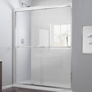 buy stainless to brushed doors fully in dreamline door sliding steel finish shop showers cheap shdr alibaba shower price com frameless on enigma