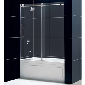 stainless product frameless door glass shower on steel doors com tempered detail buy dreamline alibaba sliding