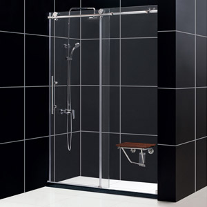 Dreamline showers enigma x sliding shower door sliding shower door planetlyrics Image collections