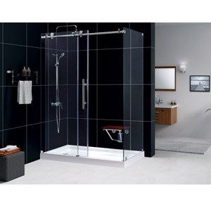 Dreamline Showers Enigma X Sliding Shower Enclosure
