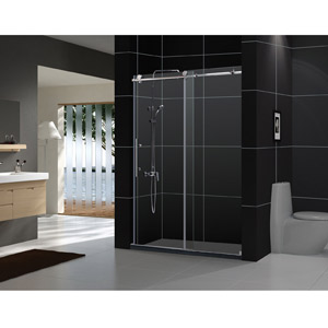 Dreamline Showers Enigma X Sliding Shower Door
