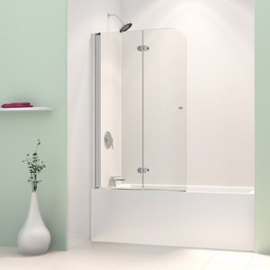 AquaFold Tub Door