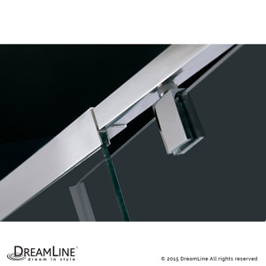 Flex Shower Door Mechanism