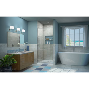 Flex Pivot Shower Door