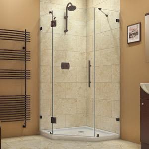 Prismlux Hinged Shower Enclosure