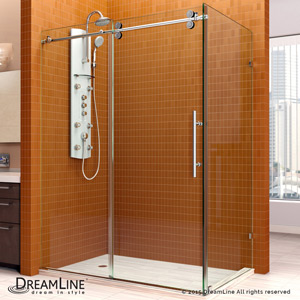 Dreamline Showers Enigma Sliding Shower Enclosure