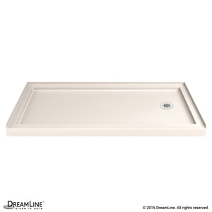Shower Base Right Drain Configuration