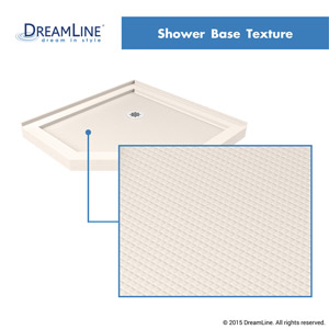 SlimLine Shower Base Texture