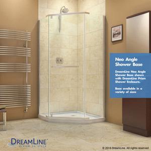 SlimLine Shower Base in Interior