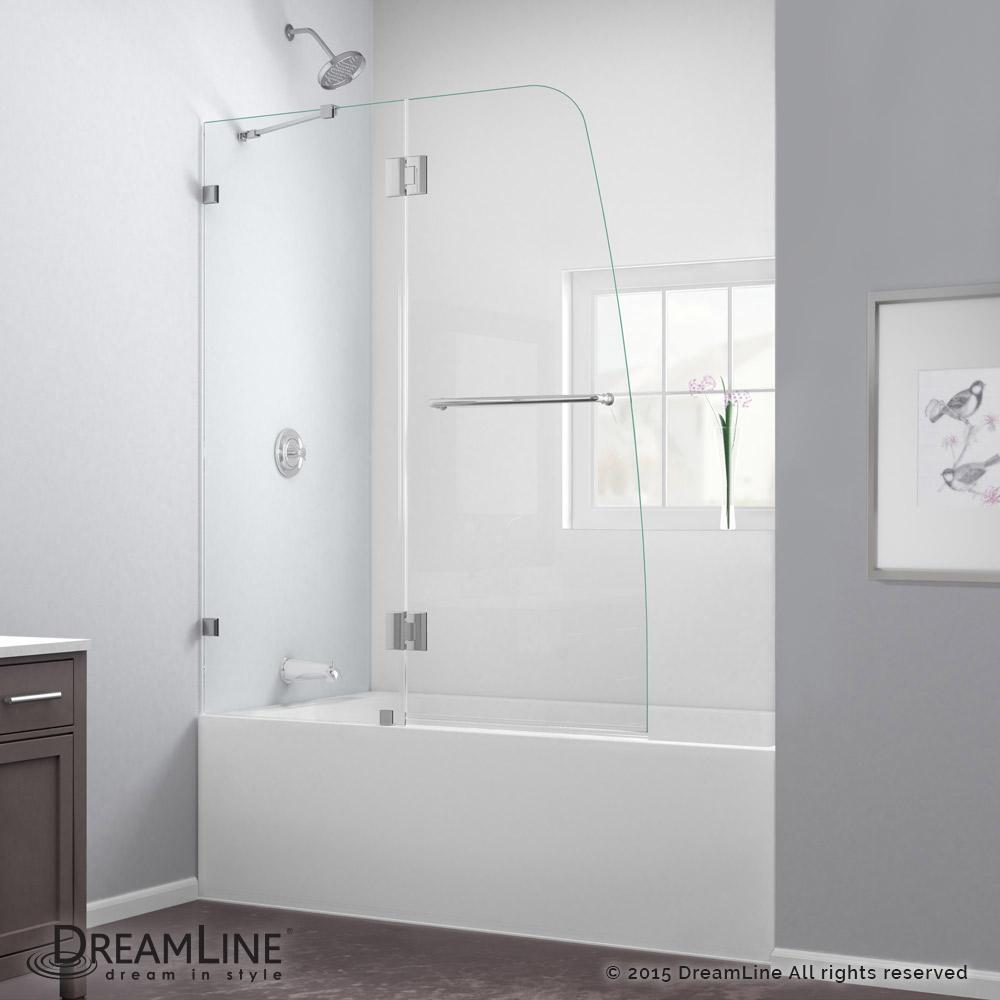 AquaLux & AquaLux Hinged Tub Door Pezcame.Com