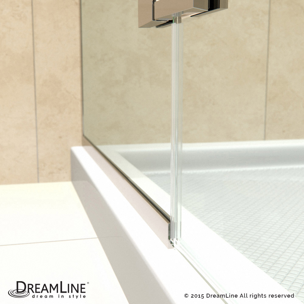 DreamLine showers: Aqua Ultra Hinged Shower Door