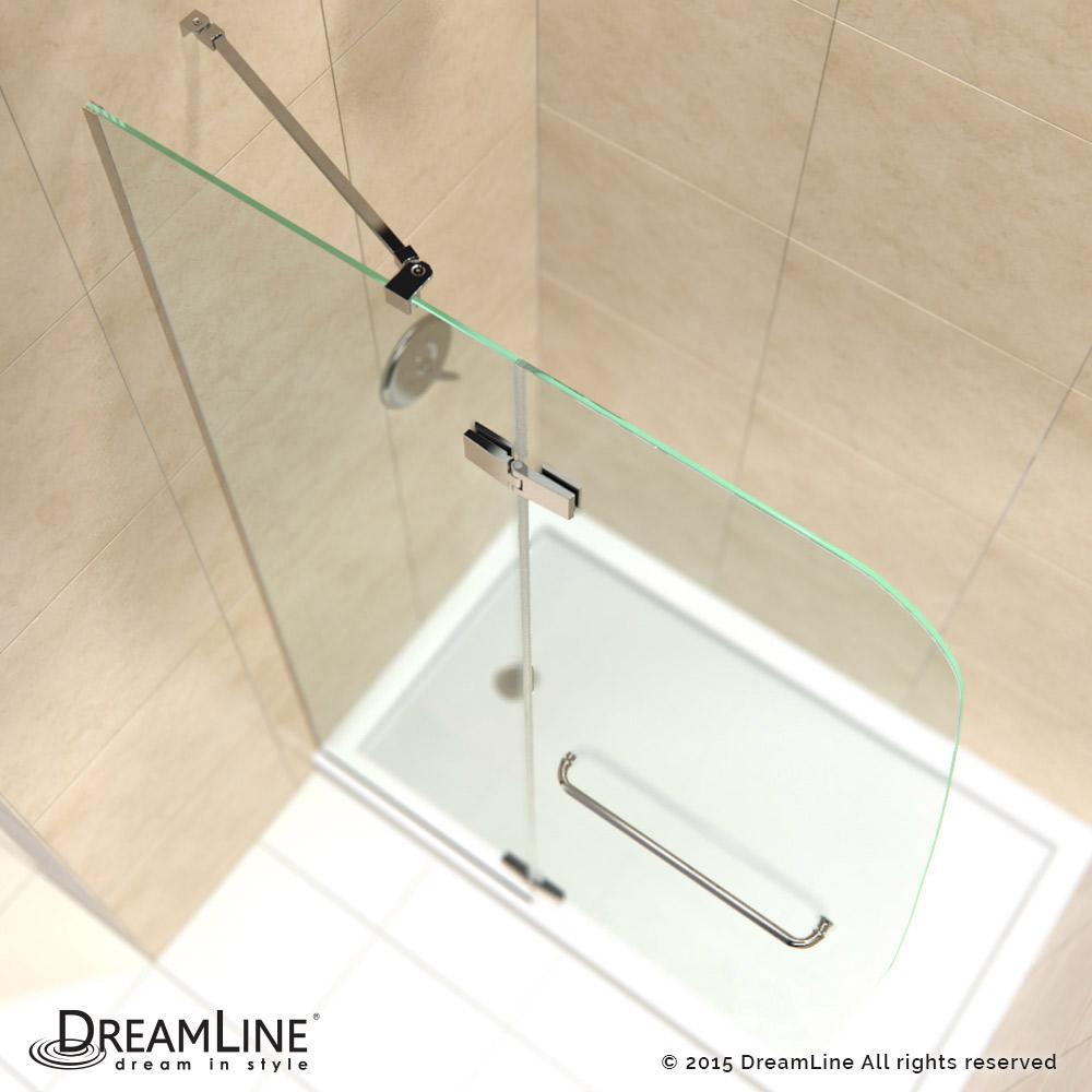 DreamLine showers: Aqua Ultra Hinged Shower Door