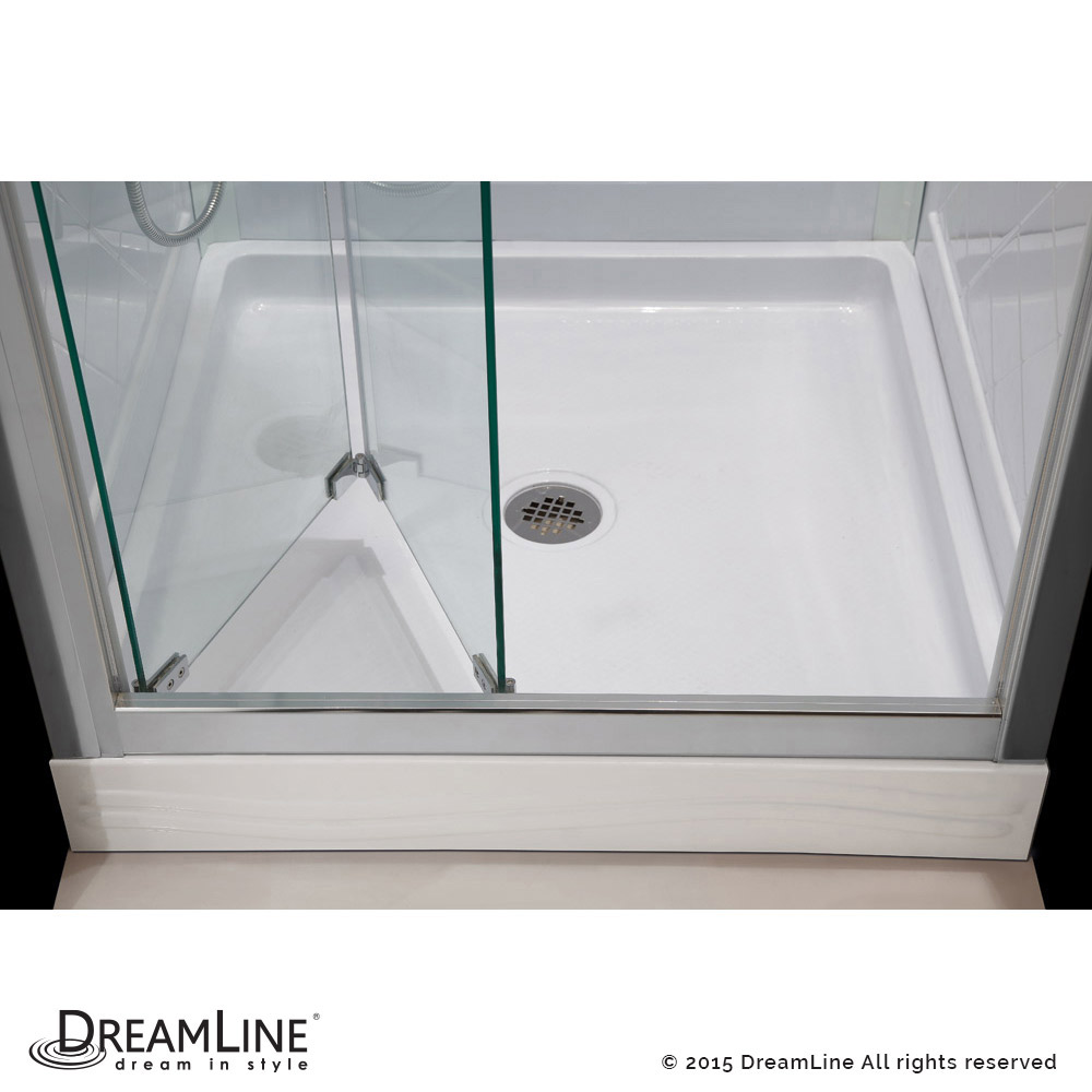 Dreamline Showers Butterfly Bi Fold Shower Door