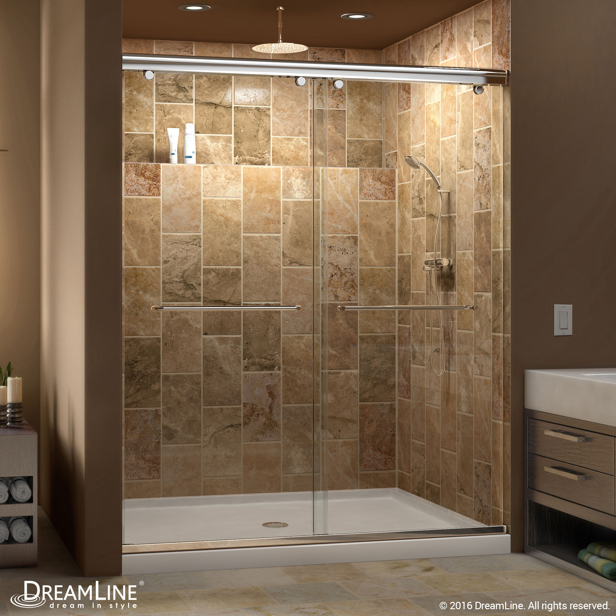 clarity wet pdx shower improvement sliding wayfair x door double home republic doors
