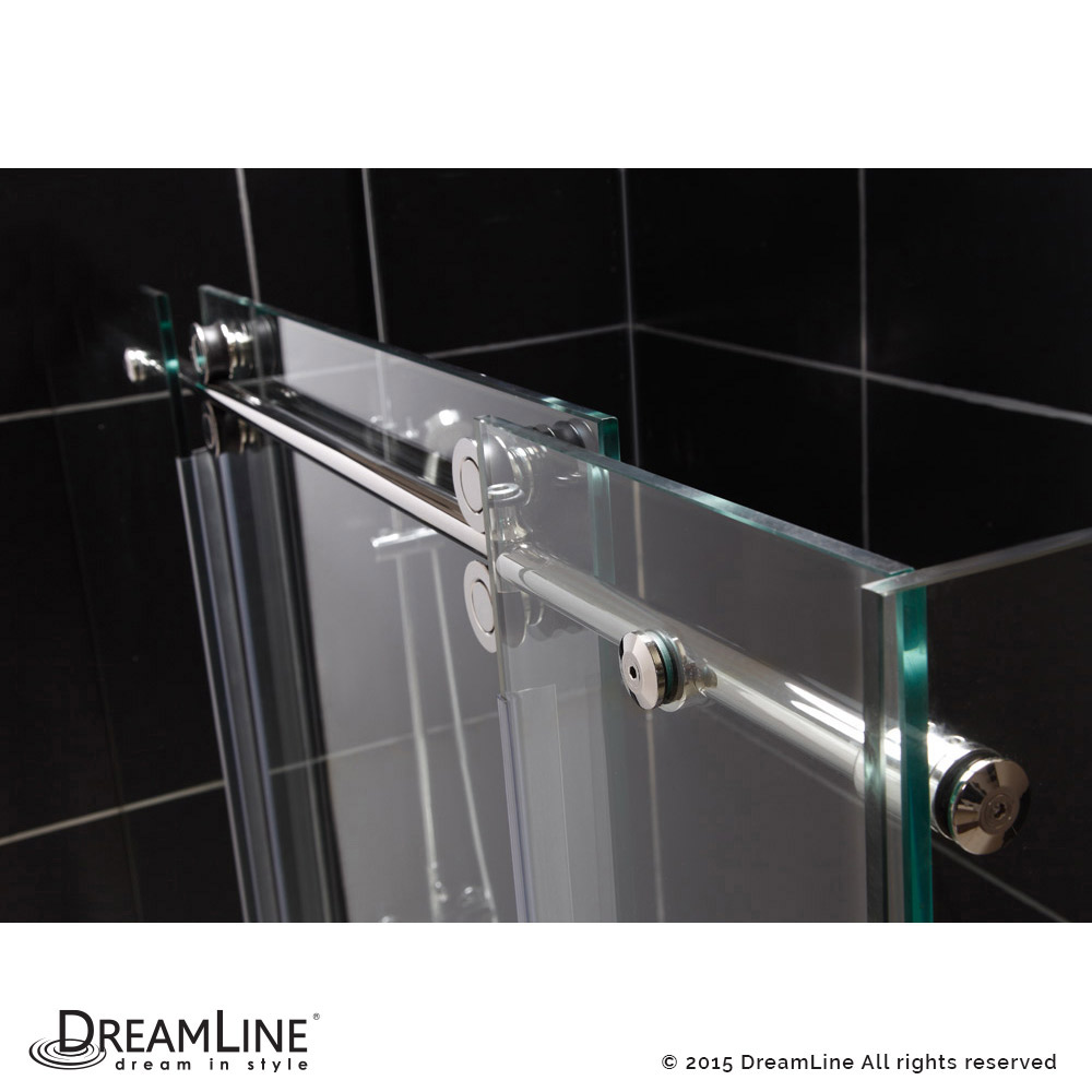 Dreamline Showers Enigma Sliding Shower Enclosure
