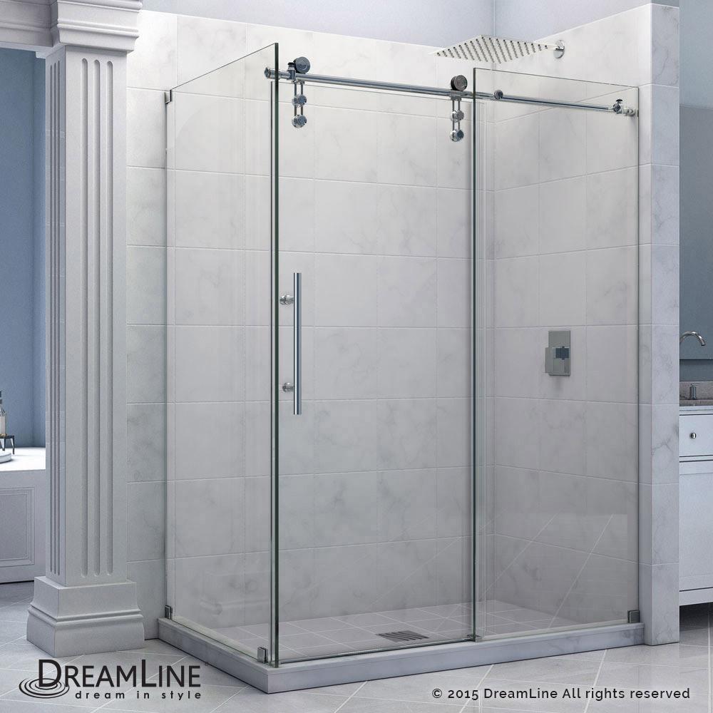 Enigma Z Sliding Shower Enclosure