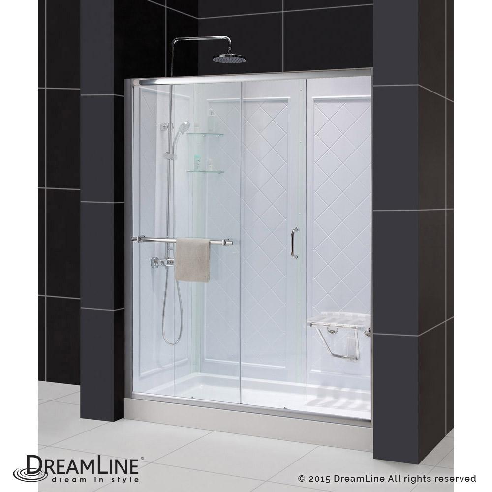 DreamLine showers: Shower Seat