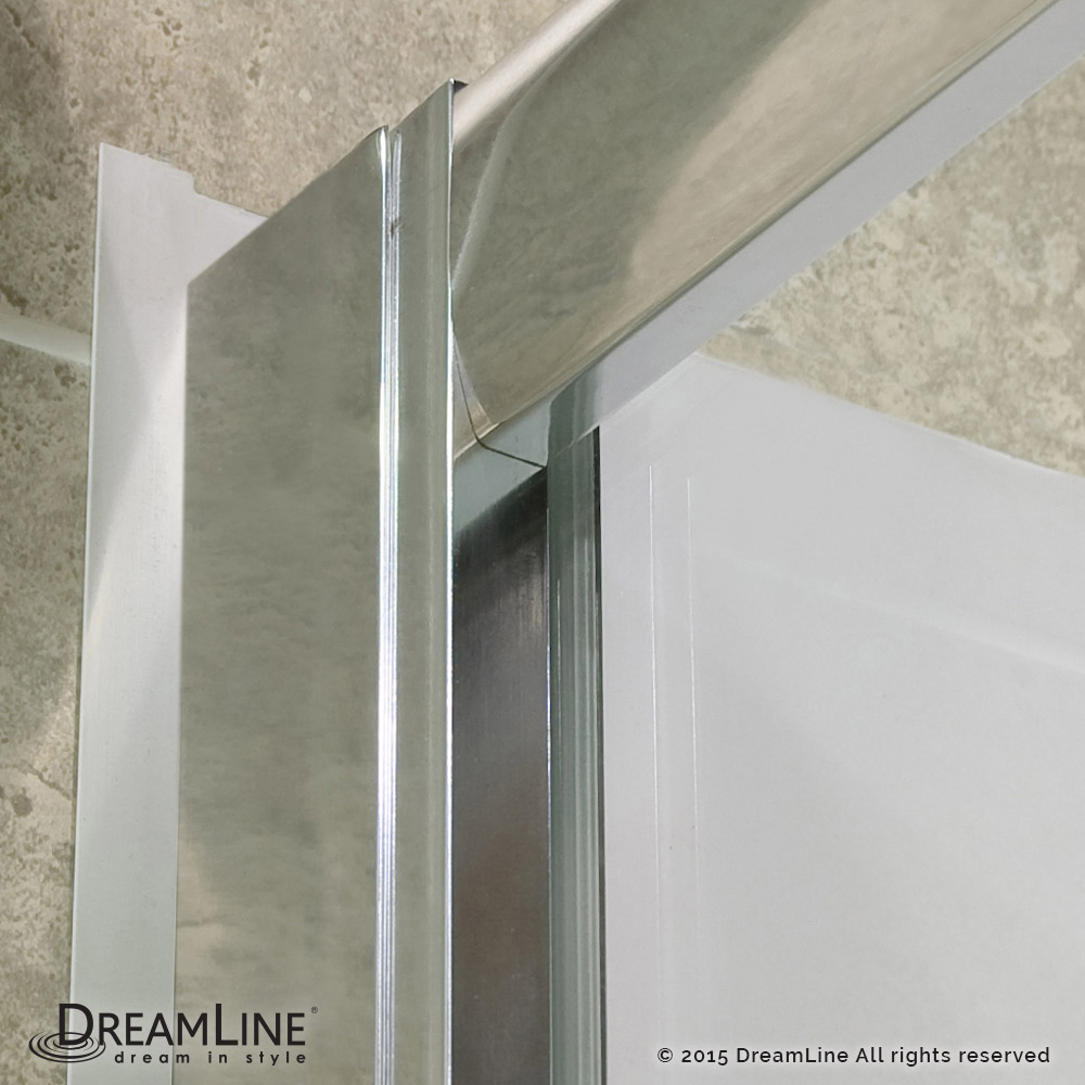 Dreamline Showers Infinity Z Sliding Shower Door