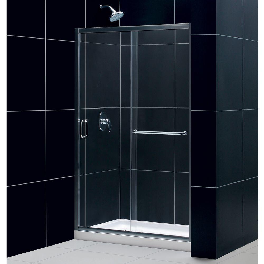 Infinity Z Sliding Shower Door Base Kits