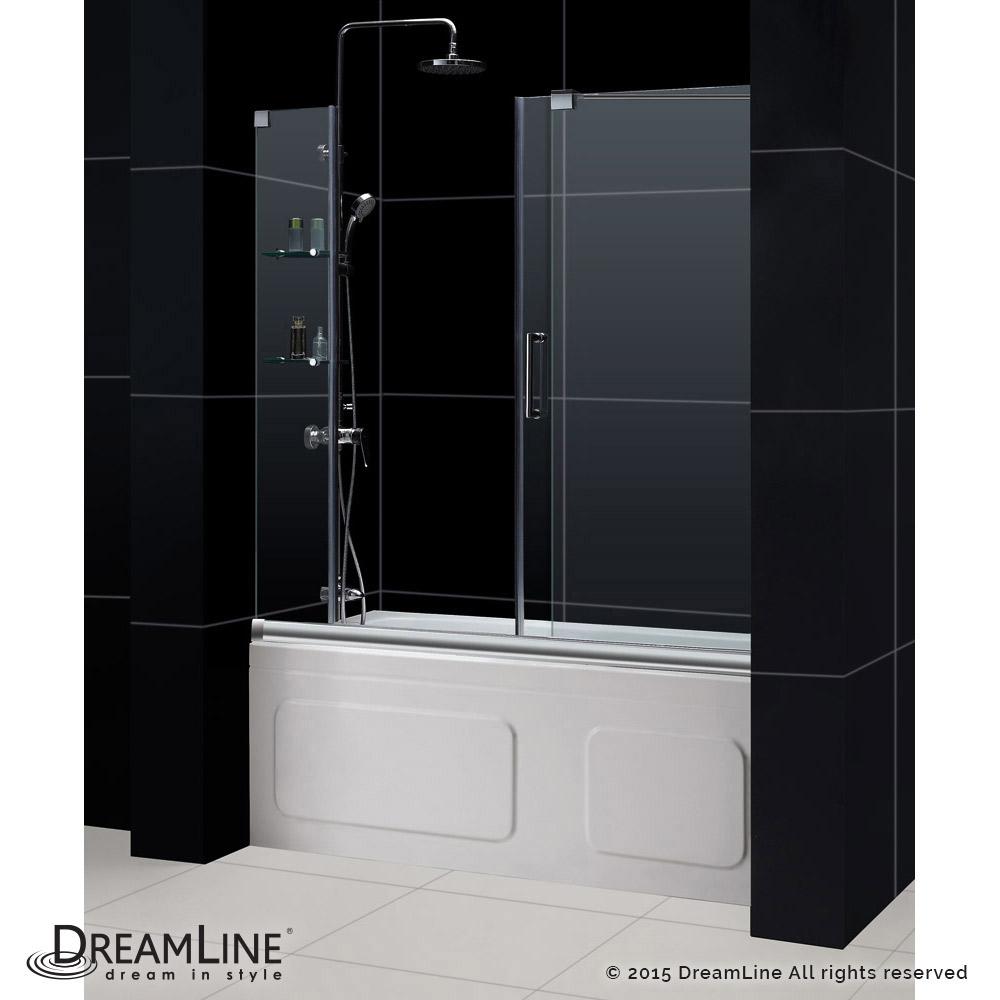 Dreamline Showers Mirage Sliding Tub Door