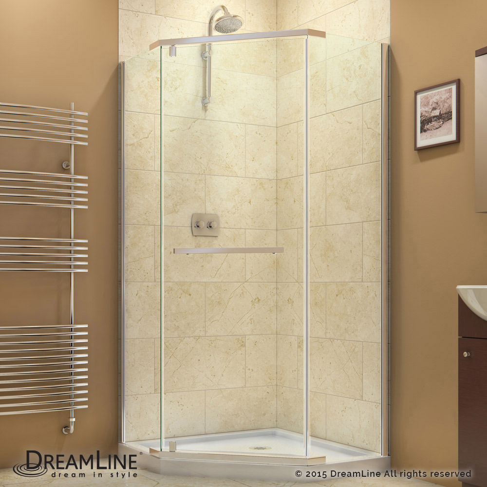 DreamLine showers: Prism Pivot Shower Enclosure