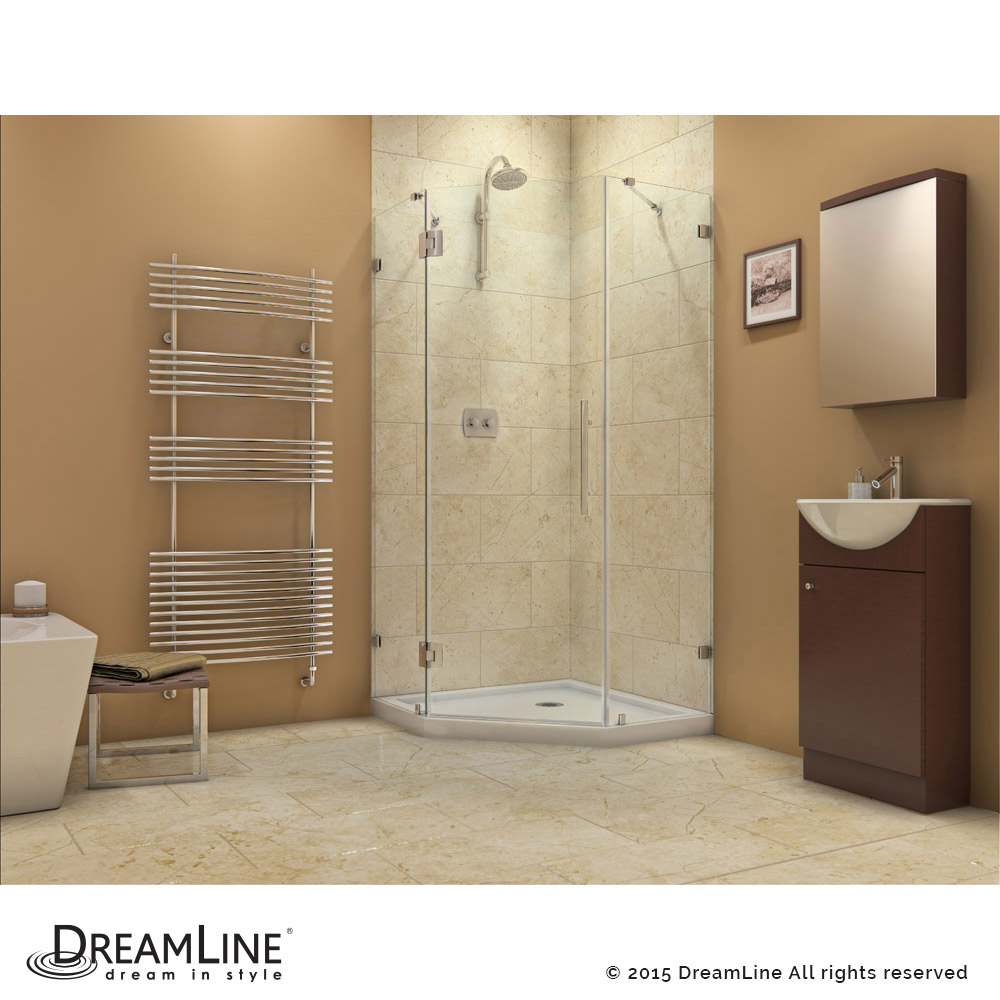 DreamLine showers: SlimLine Shower Base Shower Pan