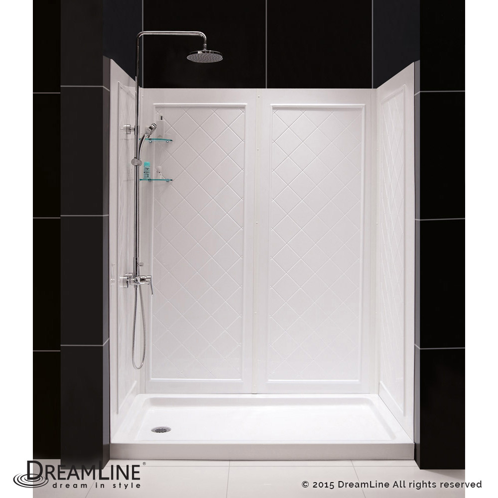 shower backwall kit