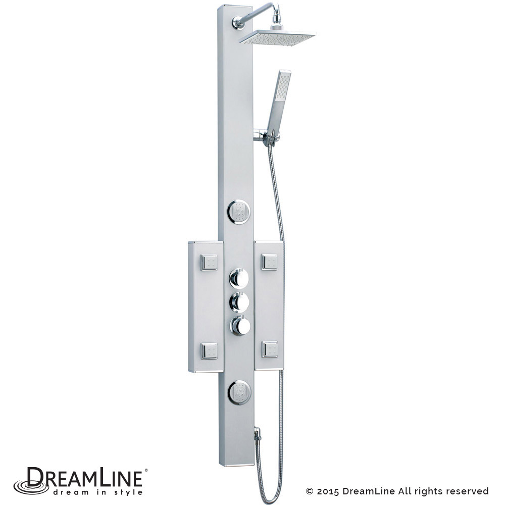 Dreamline shower column