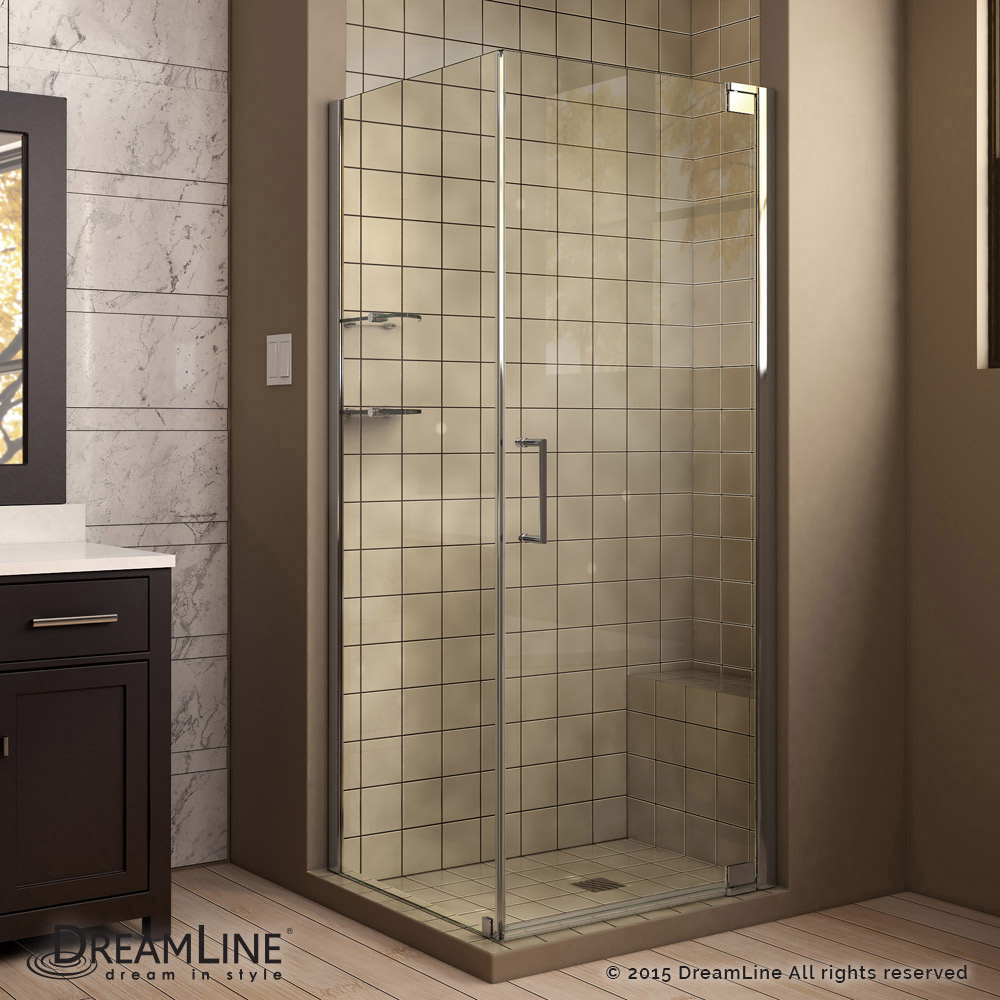 Dreamline Showers Elegance Pivot Shower Enclosure