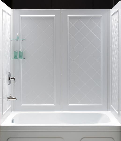 Dreamline Showers Qwall Tub Backwalls Kit