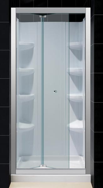 Dreamline Showers Butterfly Bi Fold Shower Door