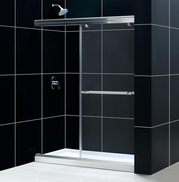Charisma Frameless Sliding Shower Doorower Door Glass Frameless