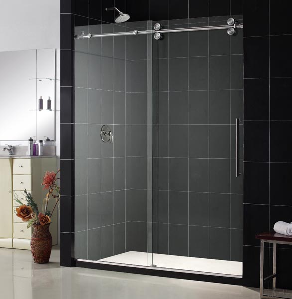 Dreamline Showers Enigma Sliding Shower Door