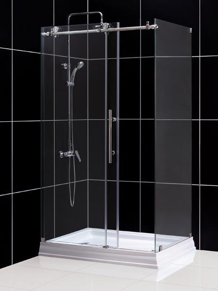 Dreamline Showers Enigma X Sliding Shower Enclosure