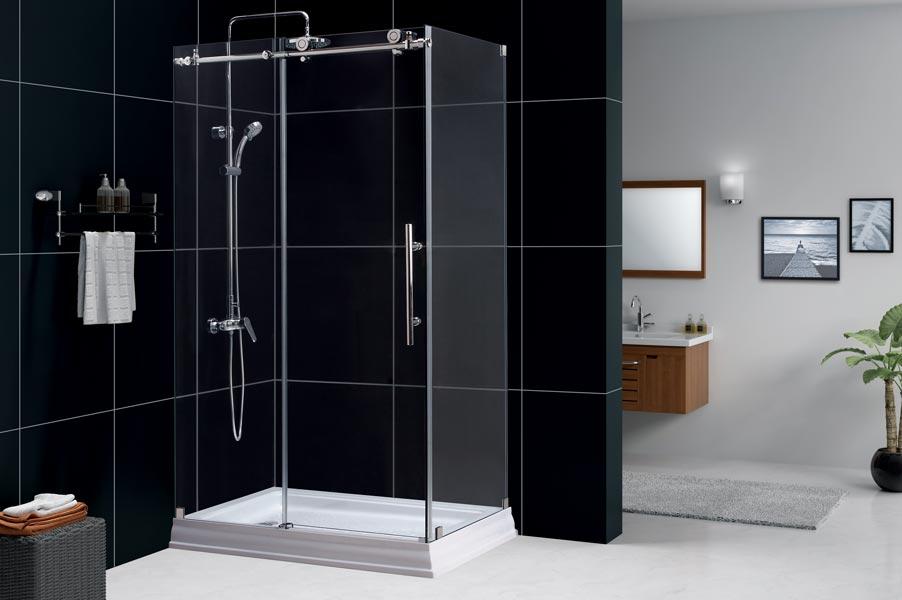 Quad Shower Enclosure Tray