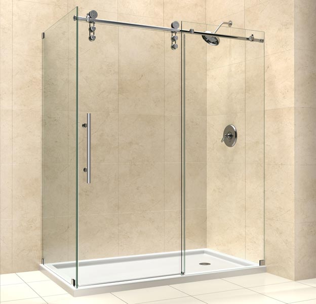 Dreamline Showers Enigma Z Sliding Shower Enclosure