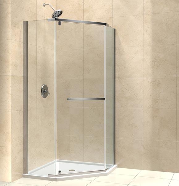 Prism Pivot Shower Enclosure