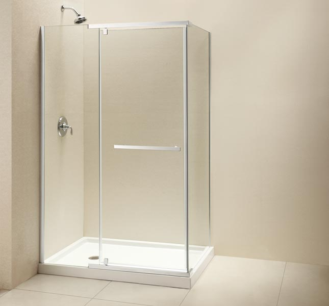 dreamline new products shower doors sliding shower doors swing shower doors hinged shower doors pivot shower doors