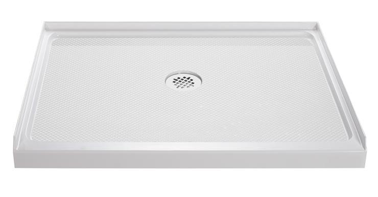 Qwall 5 Shower Backwalls Kit