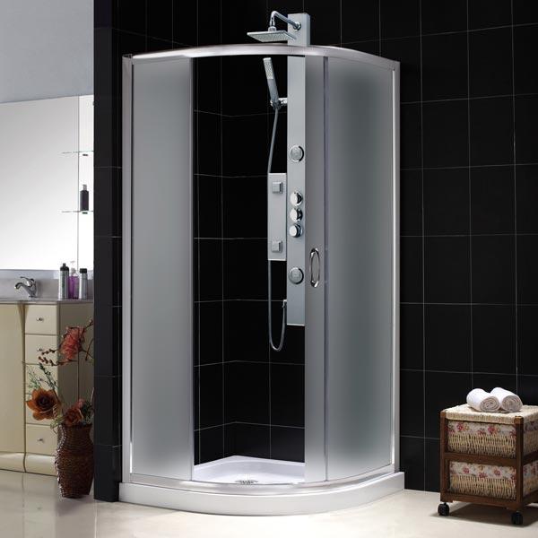 Solo Sliding Shower Enclosure