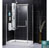 QUAD BASE w/ PANORAMA Shower Enclosure