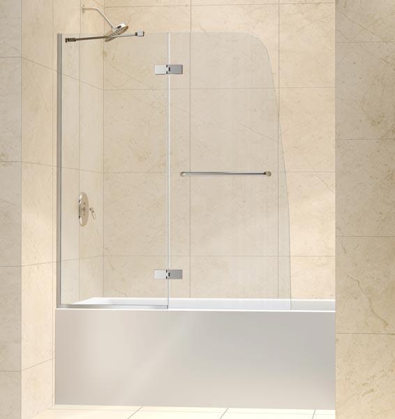 Aqua Ultra Hinged Tub Door