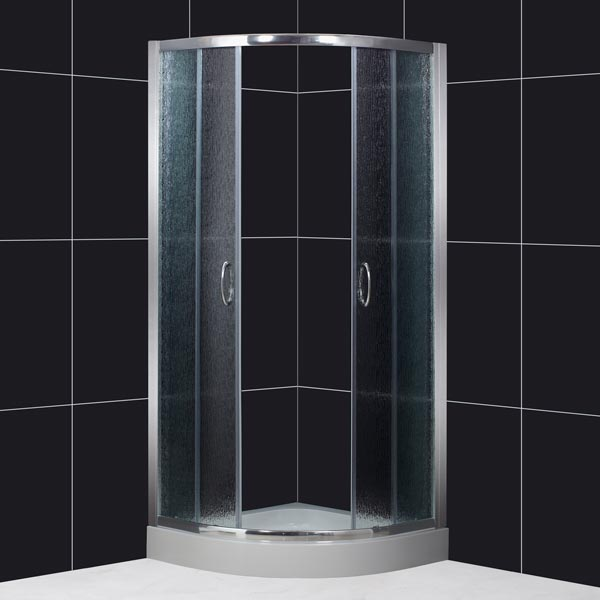 Dreamline Showers Sector Shower Enclosure With Frosted Glass