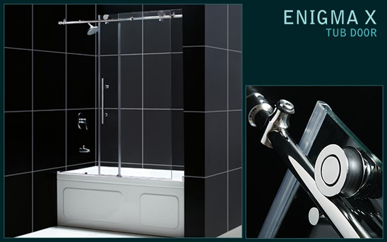 Enigma-X Sliding Tub Door